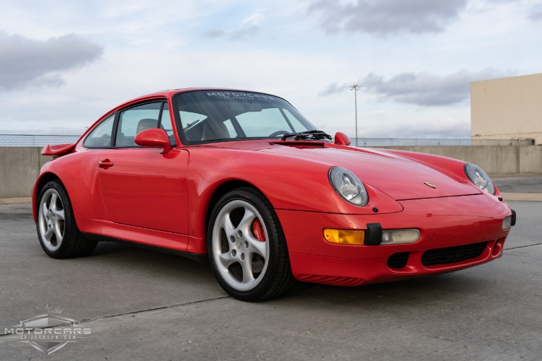 1996 Porsche 911 Carrera Turbo