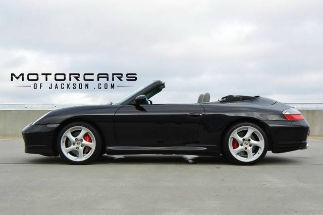 2004 Porsche 911 Carrera 4s Cabriolet Stock C4s652505 For Sale