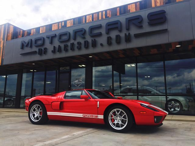 Used-2005-Ford-GT-w/-all-4-options-Jackson-MS