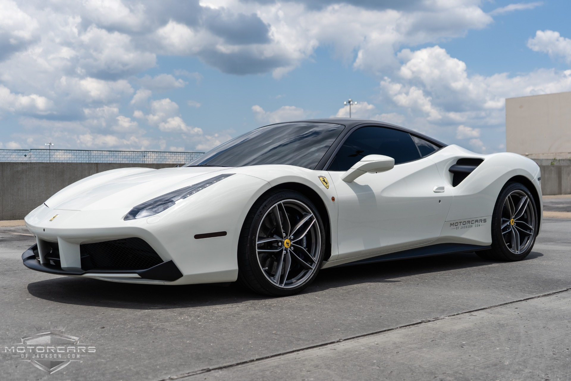 Used-2016-Ferrari-488-GTB-w/-Novitec-for-sale-Jackson-MS