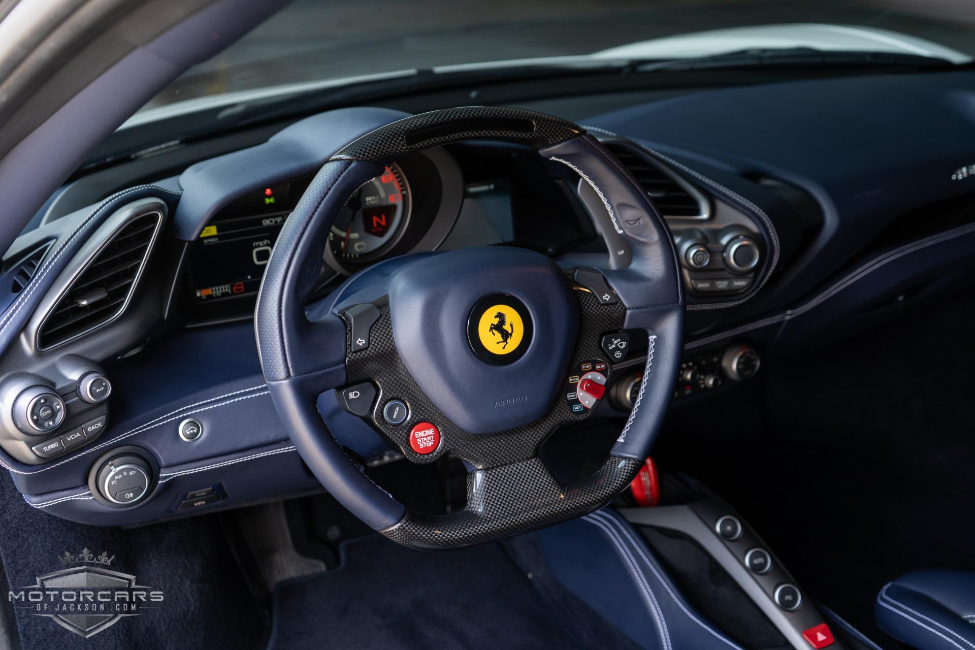 Used-2016-Ferrari-488-GTB-for-sale-Jackson-MS