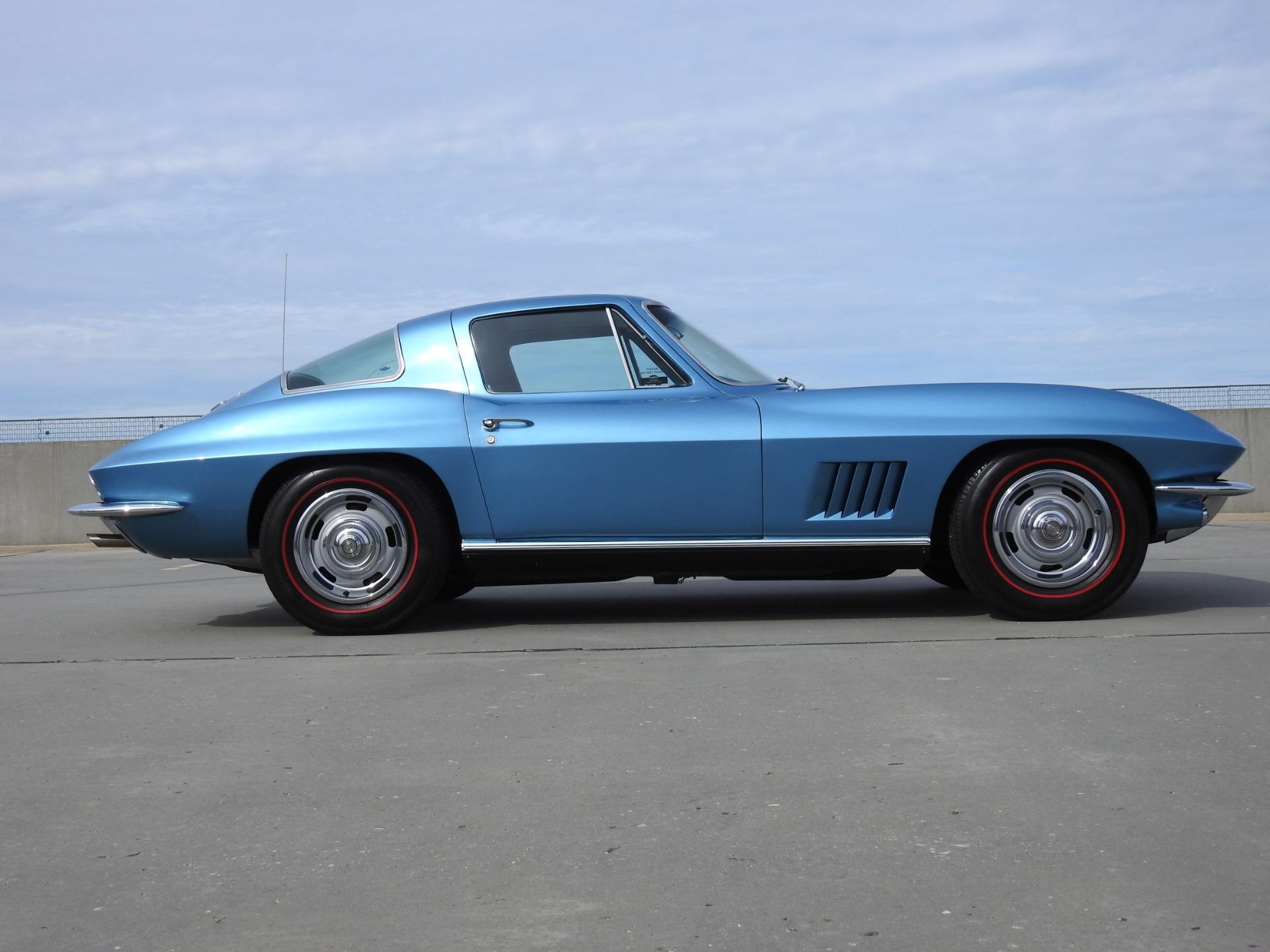 Used-1967-Chevrolet-Corvette-Coupe-L79-**-67000-Original-Miles-**-for-sale-Jackson-MS