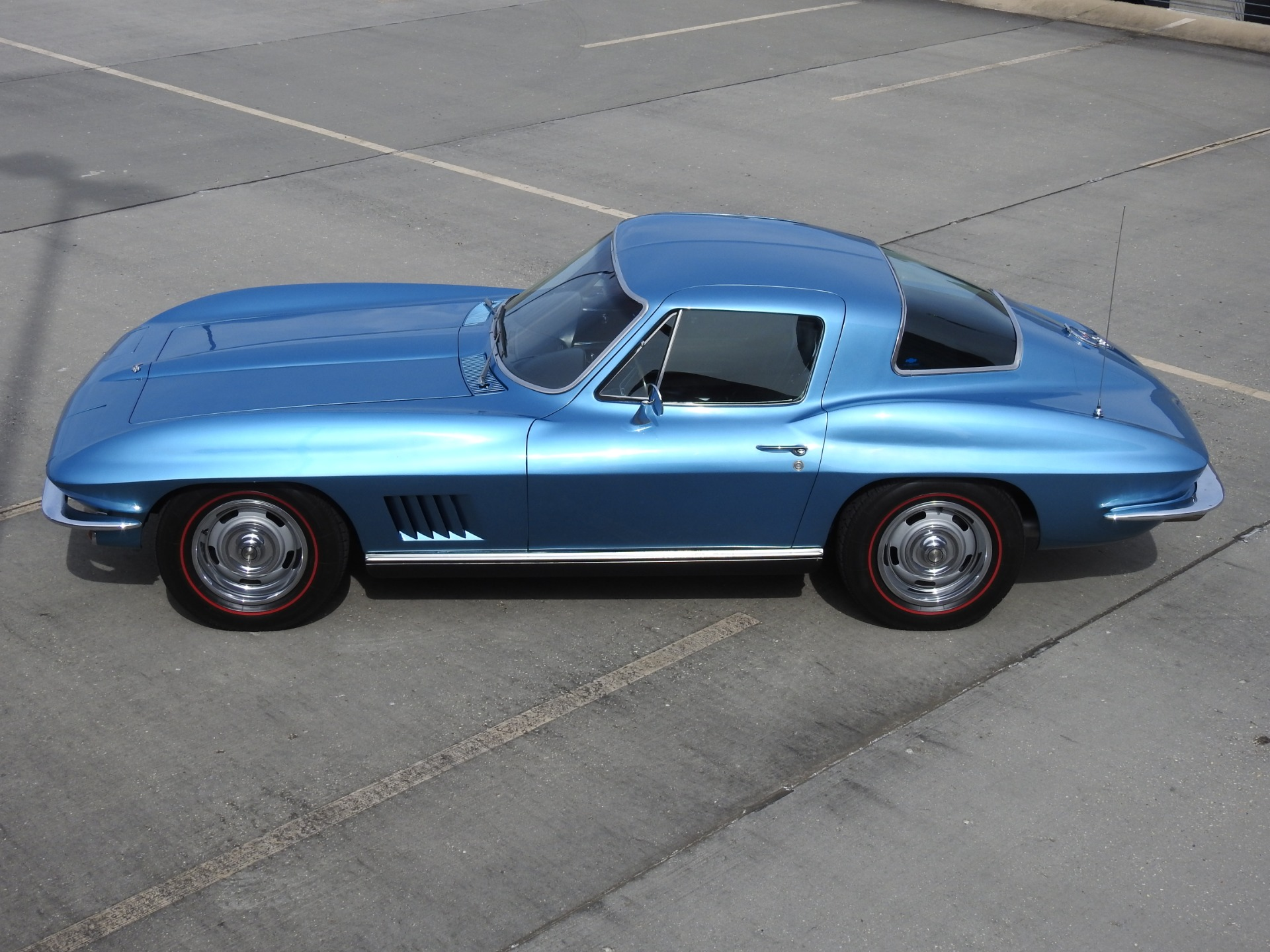 Used 1967 Chevrolet Corvette Coupe L79 ** 67,000 Original Miles ** | Jackson, MS