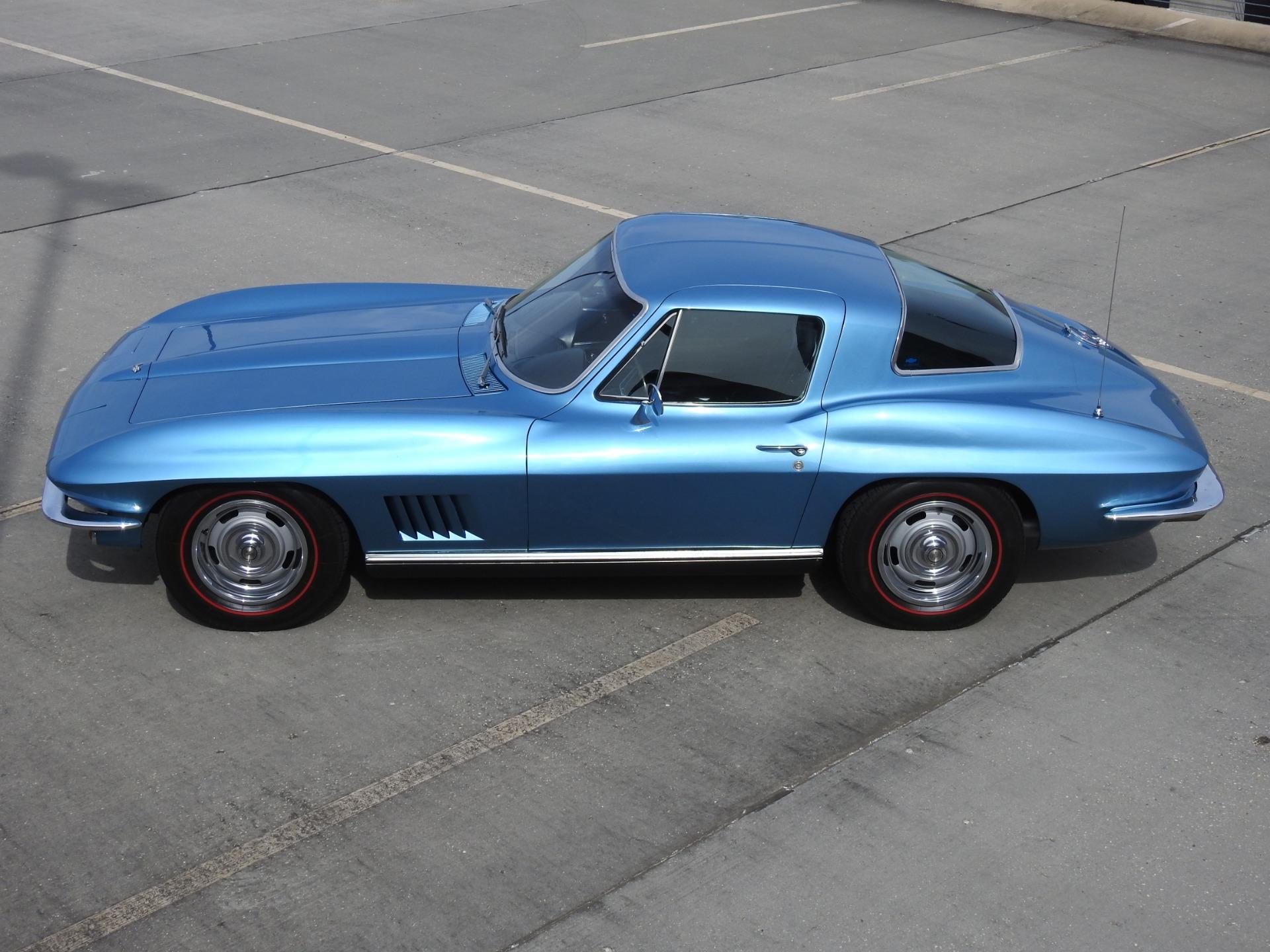 Used 1967 Chevrolet Corvette L79 ** 67,000 Original Miles ** | Jackson, MS