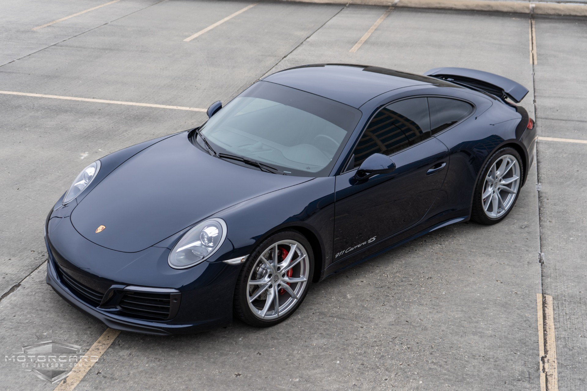 Used-2018-Porsche-911-Carrera-4S-for-sale-Jackson-MS