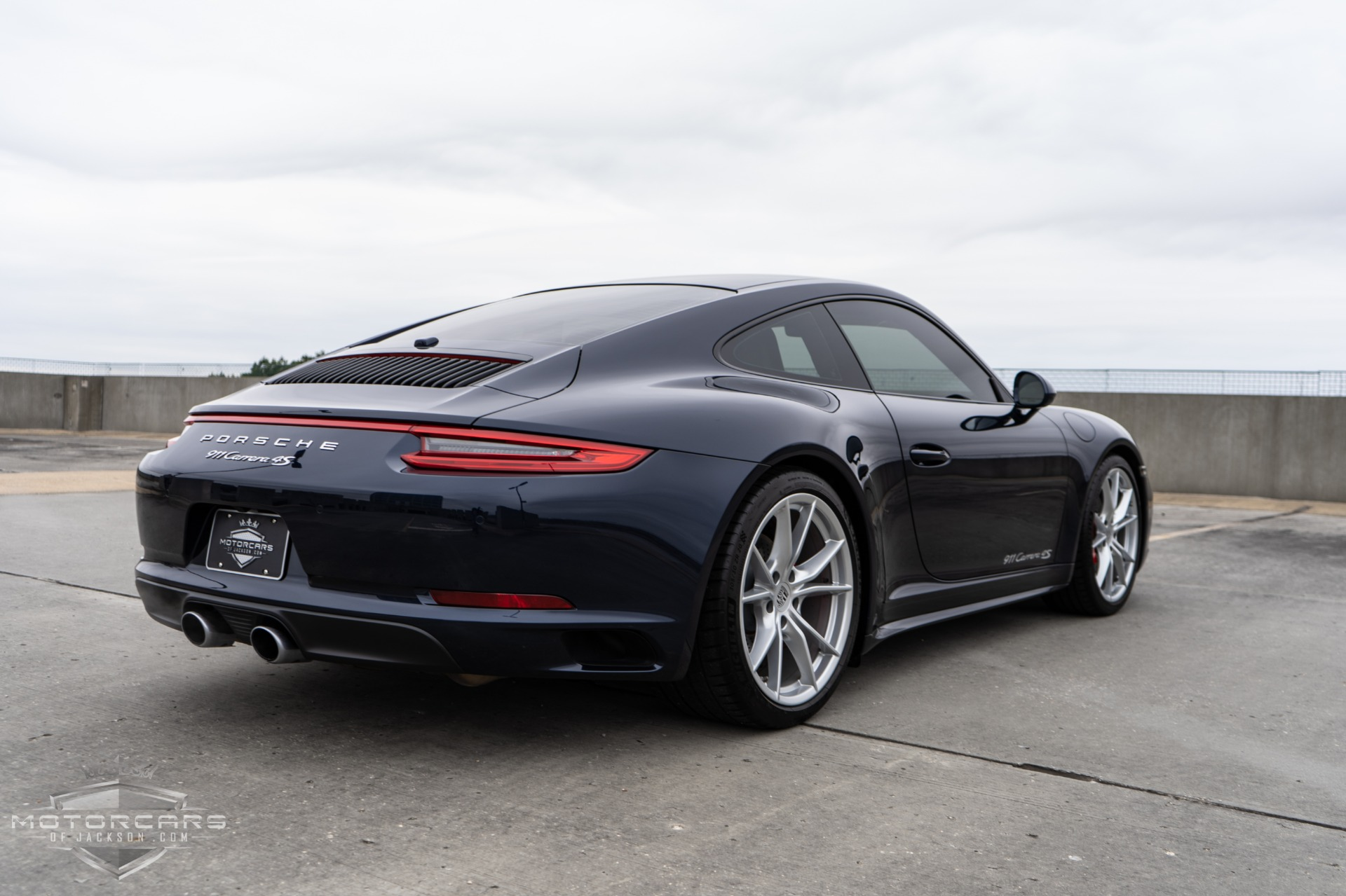 Used-2018-Porsche-911-Carrera-4S-Jackson-MS