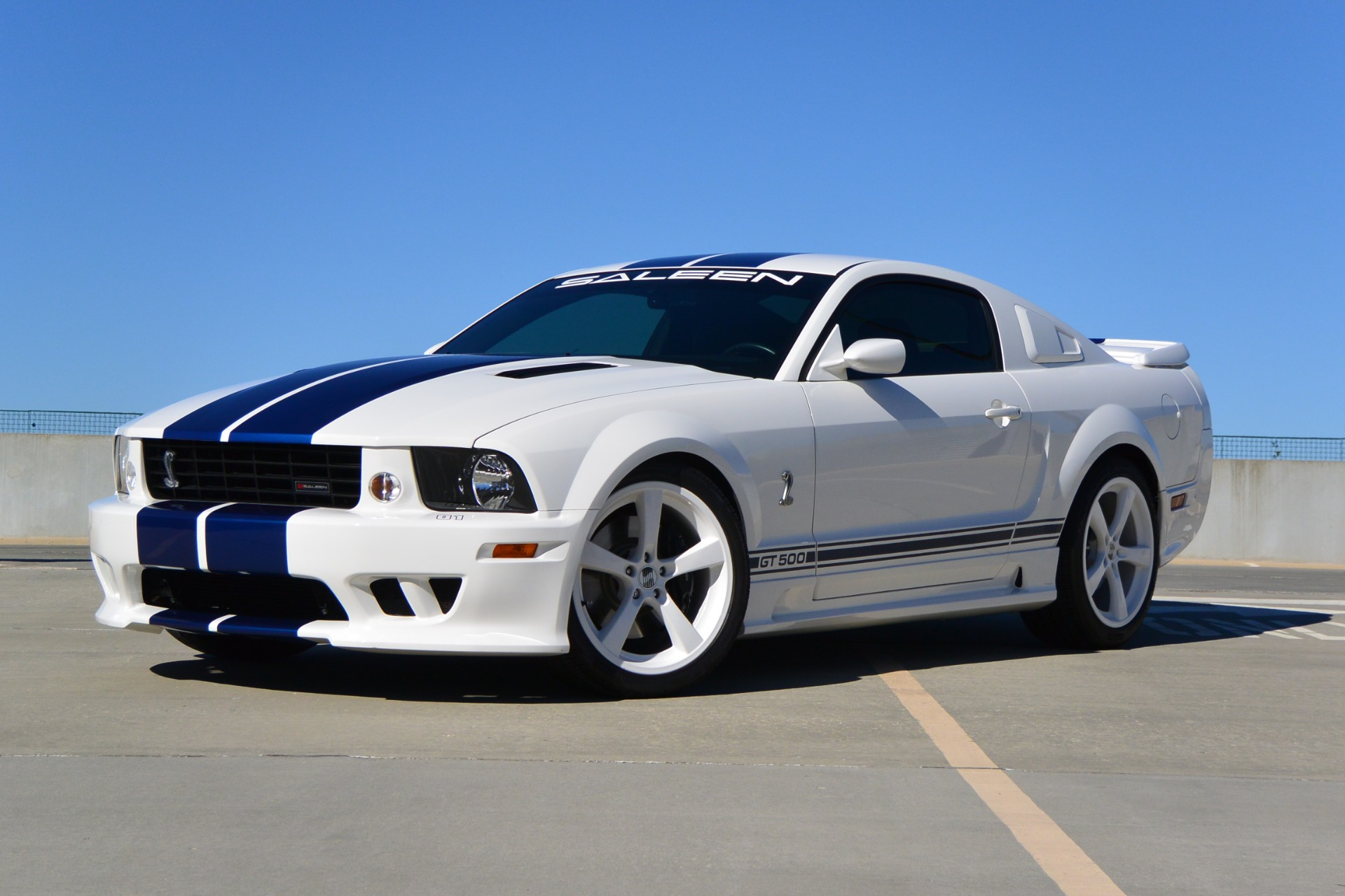 Used-2007-Ford-Mustang-Shelby-GT500-**-The-Lucky-1--Unit---01/01-**-for-sale-Jackson-MS