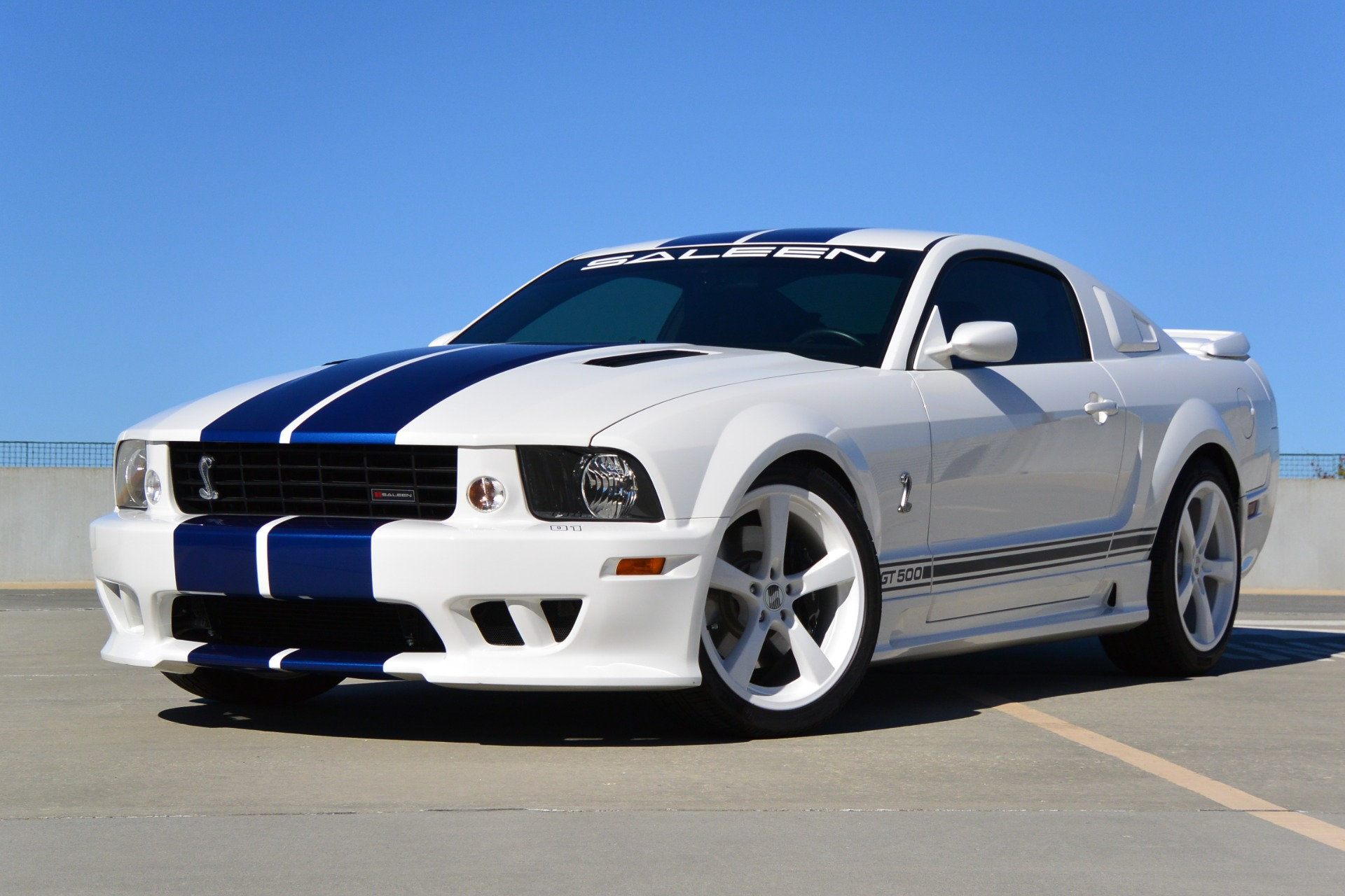 Used 2007 ford mustang shelby gt500 the