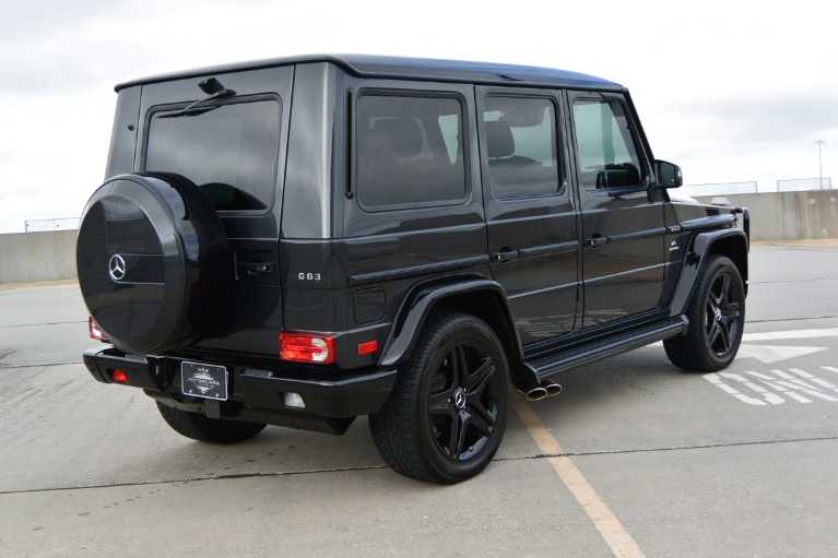 Used-2017-Mercedes-Benz-G-Class-AMG-G-63-Jackson-MS