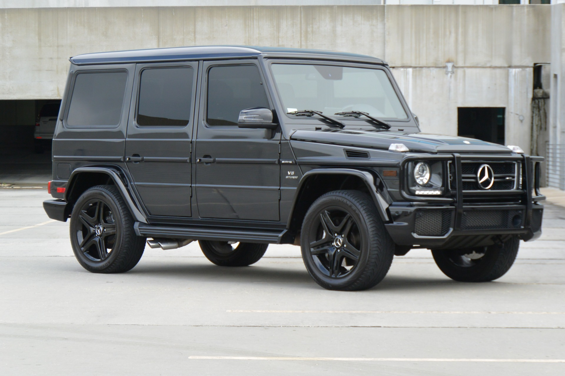 Used 2017 Mercedes-Benz G-Class AMG G 63 | Jackson, MS