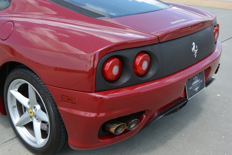 Car Dealerships In Jackson Ms >> 2000 Ferrari 360 Modena F1 Stock # C122446 for sale near Jackson, MS | MS Ferrari Dealer