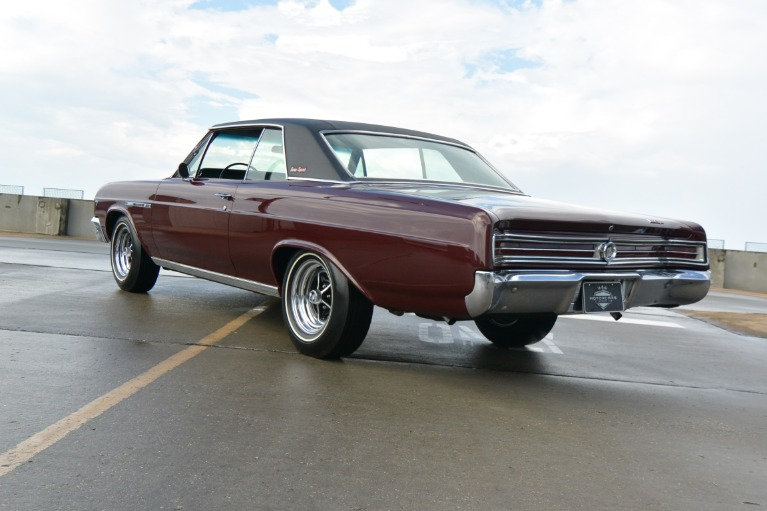 Used-1965-Buick-Skylark-Gran-Sport-**-151K-Restoration-**-for-sale-Jackson-MS