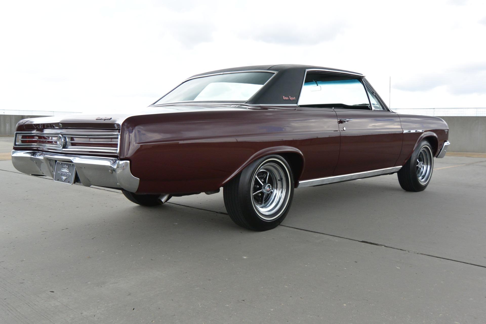 Used-1965-Buick-Skylark-Gran-Sport-**-151K-Restoration-**-Jackson-MS