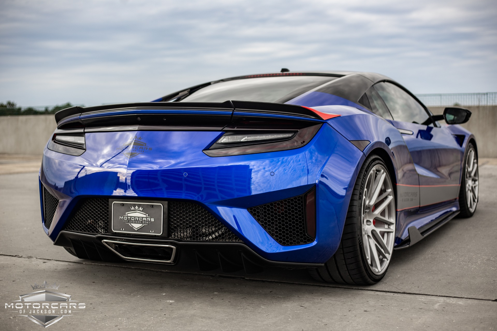 2017 acura nsx full custom show car stock hy000065 for sale near jackson ms ms acura dealer. Black Bedroom Furniture Sets. Home Design Ideas