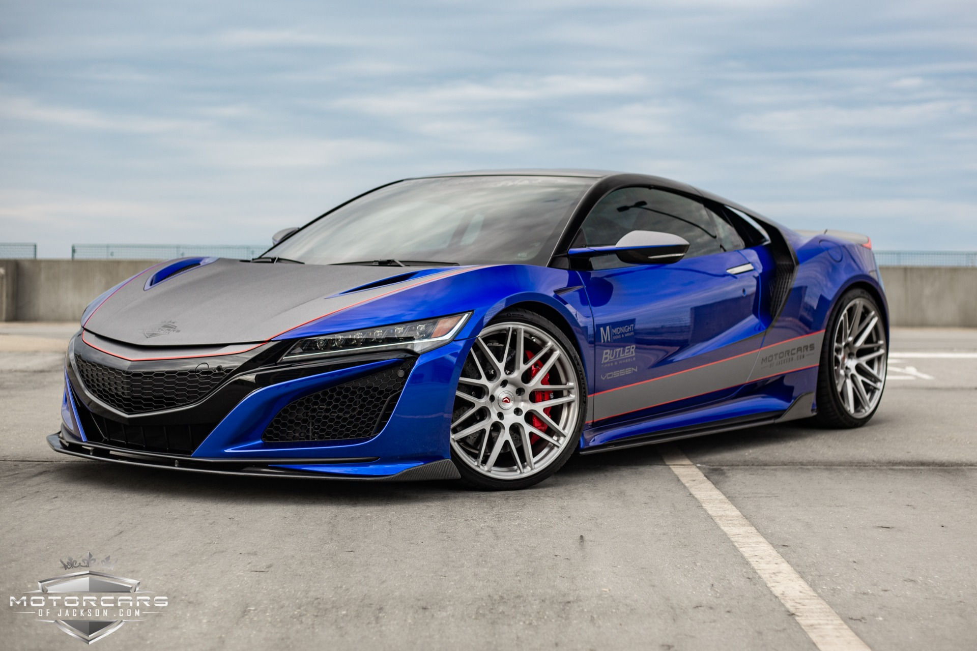 2017 Acura NSX Full Custom Show Car Stock # HY000065 for ...