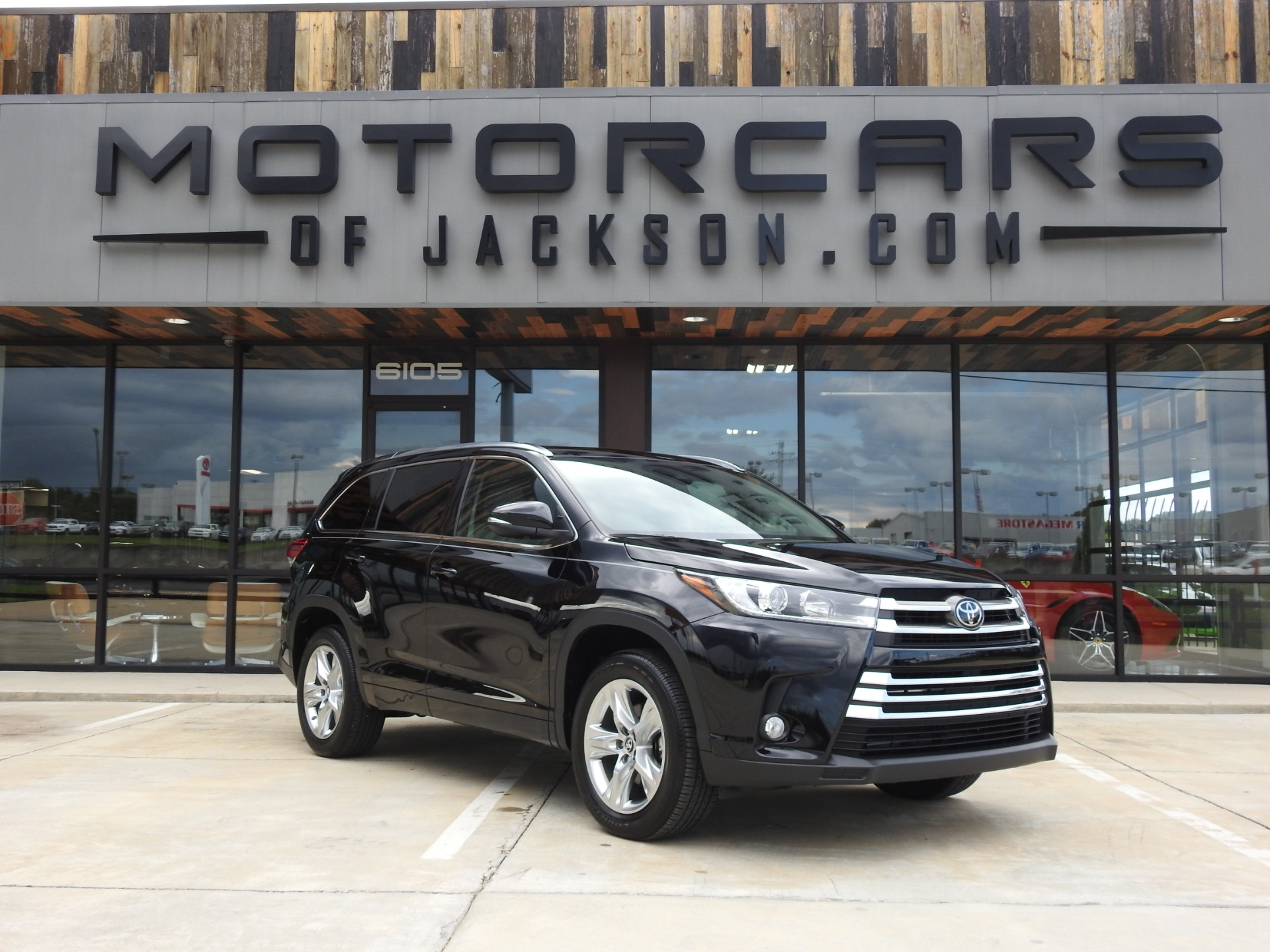 Used 2017 Toyota Highlander Limited | Jackson, MS