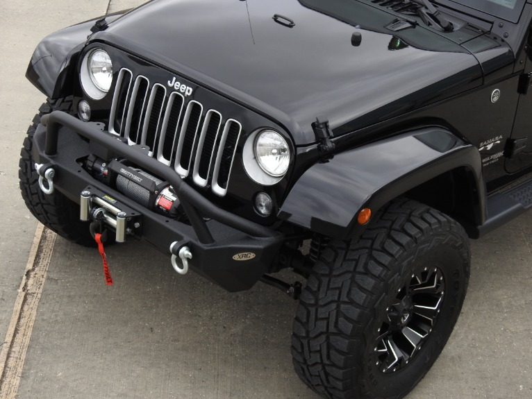 2018 Jeep Wrangler JK Unlimited Sahara Stock # JL844755 ...