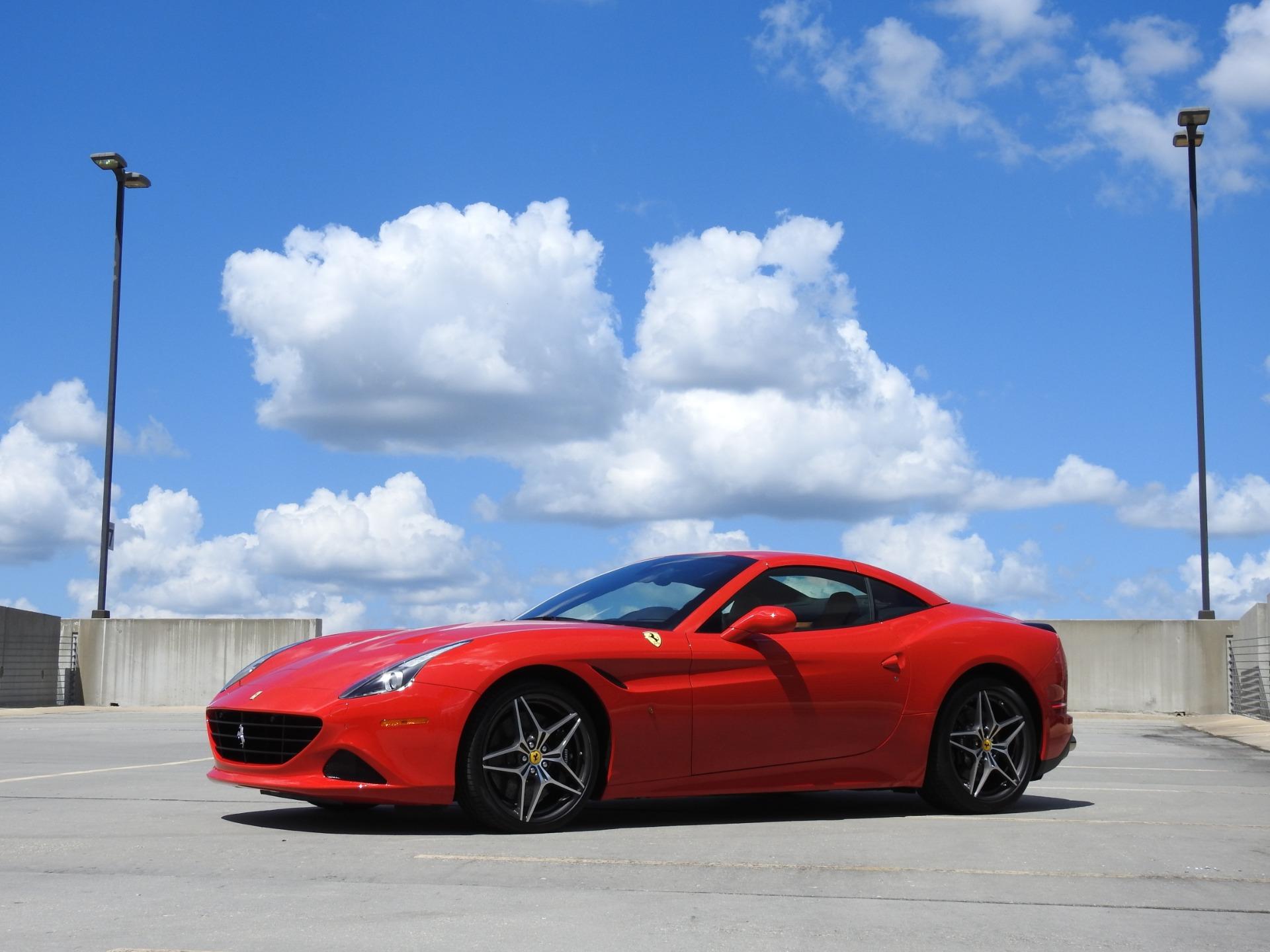 Used-2018-Ferrari-California-T-***-Only-131-Miles-***-Jackson-MS