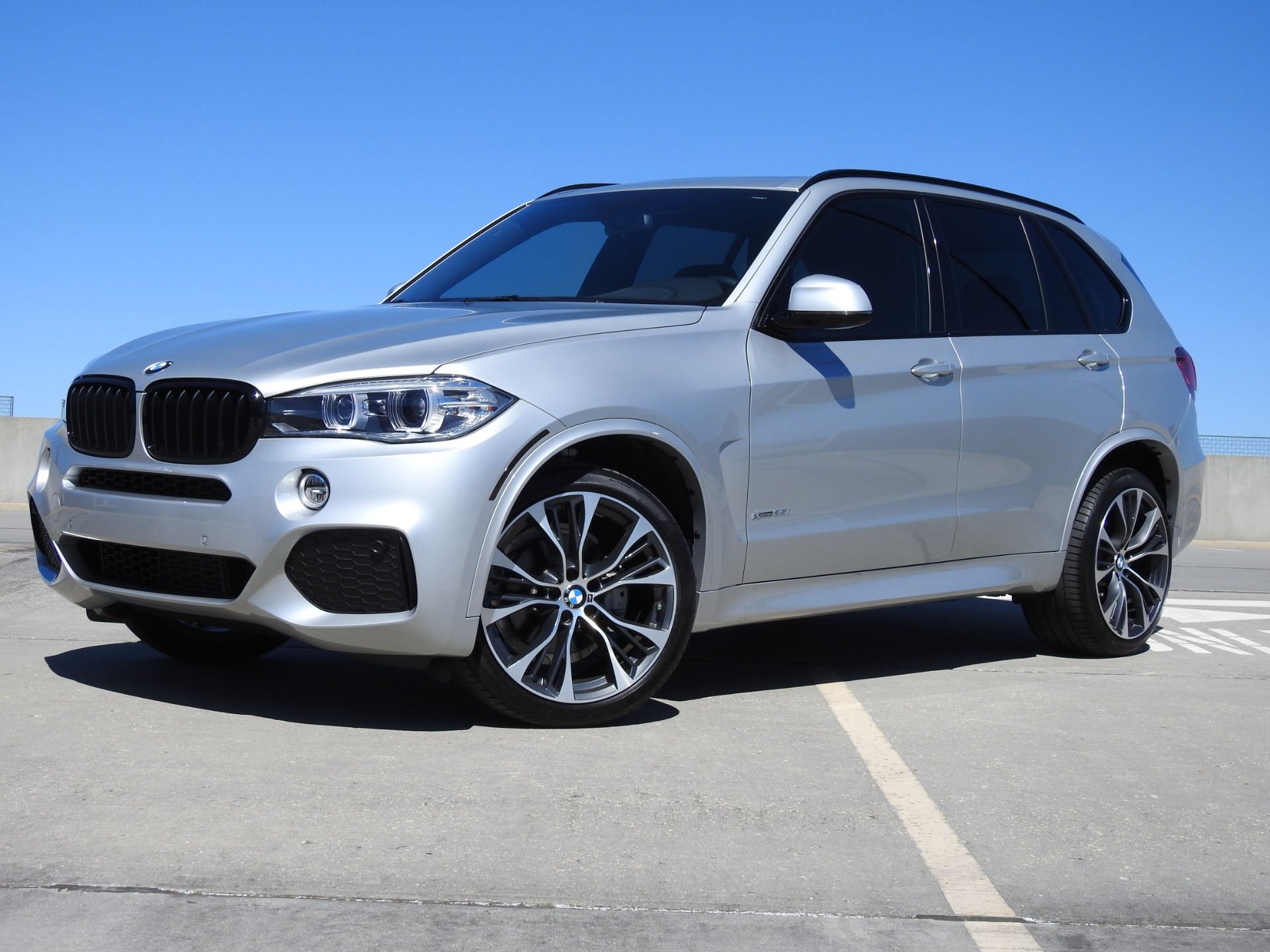 Used 2016 BMW X5 xDrive35i MSport | Jackson, MS