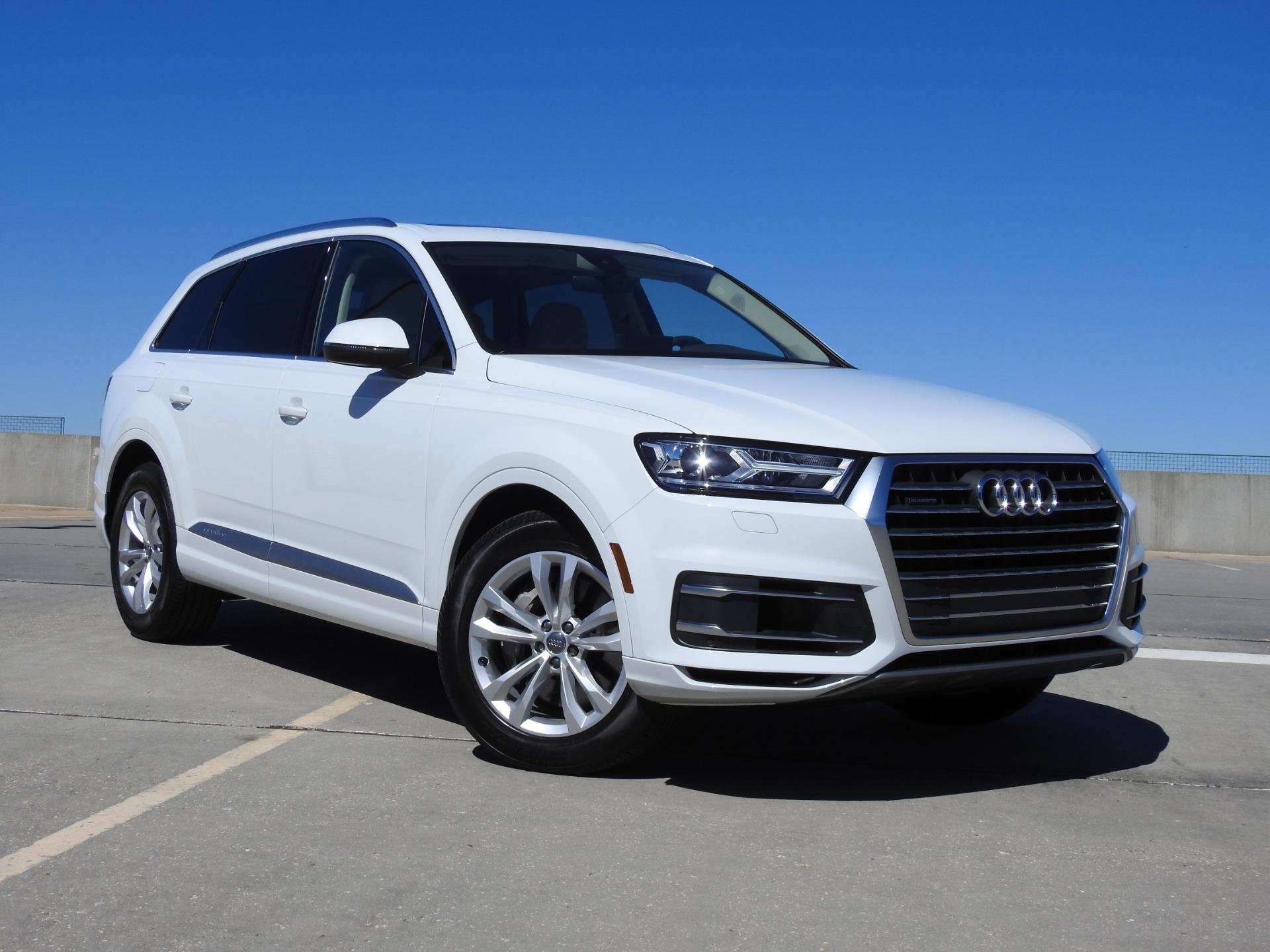 Used 2018 Audi Q7 Premium Plus AWD | Jackson, MS