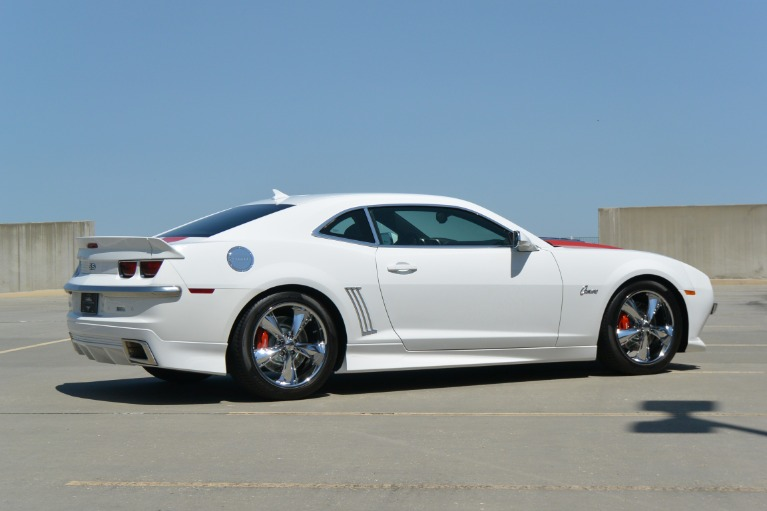 Used-2010-Chevrolet-Camaro-2SS-**69-Retro-Show-Car-**-Jackson-MS