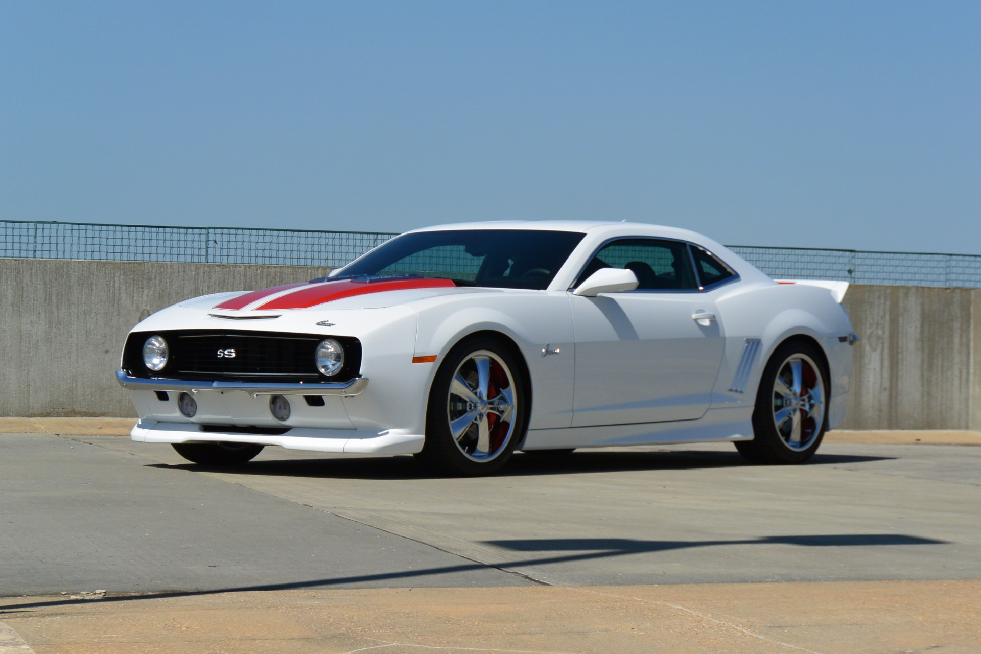 Used 2010 Chevrolet Camaro 2SS **69 Retro Show Car ** | Jackson, MS