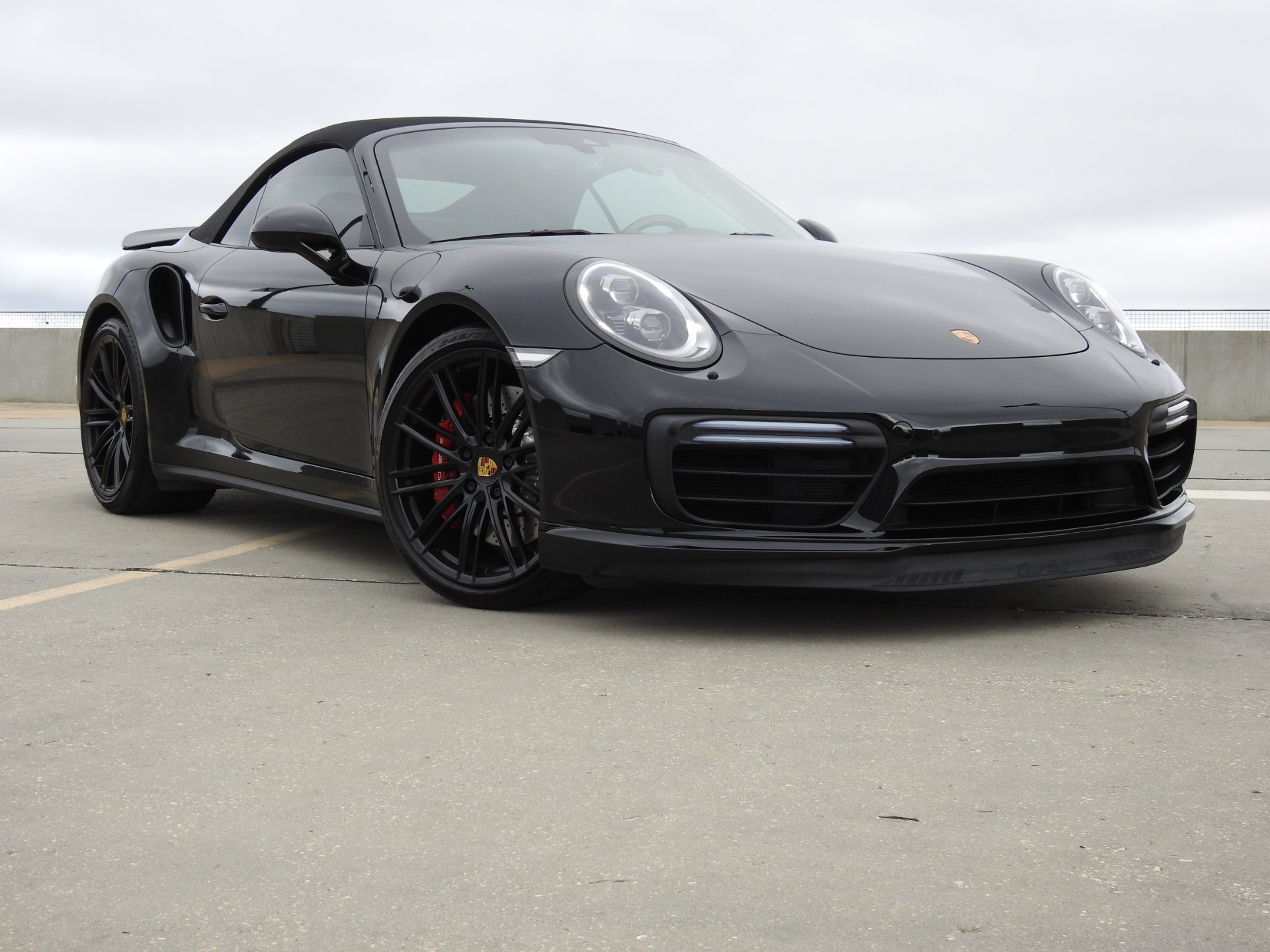 Used-2017-Porsche-911-Turbo-Cabriolet-for-sale-Jackson-MS