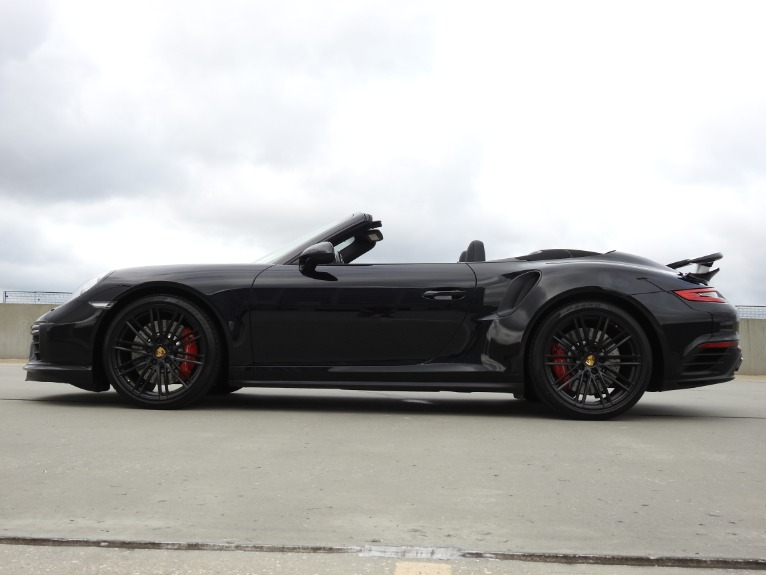 Used-2017-Porsche-911-Turbo-Cabriolet-Jackson-MS