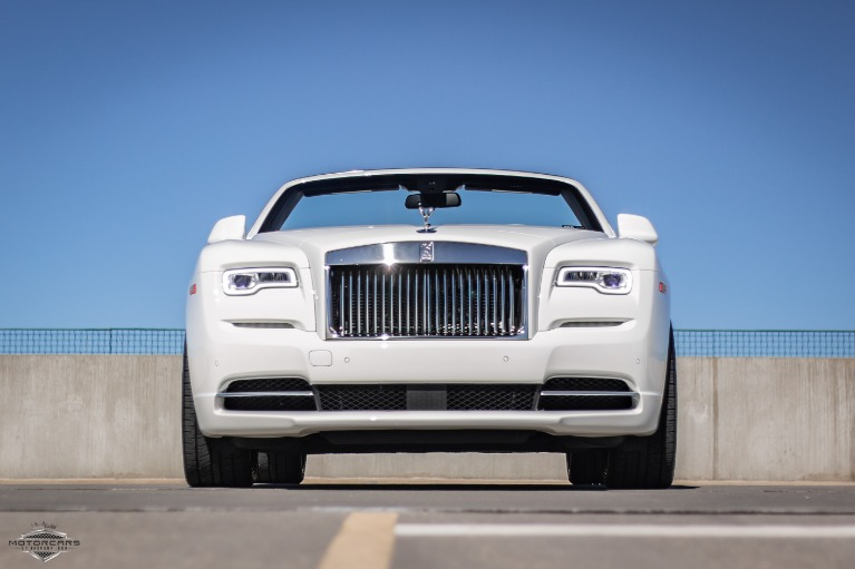 Used-2016-Rolls-Royce-Dawn-for-sale-Jackson-MS