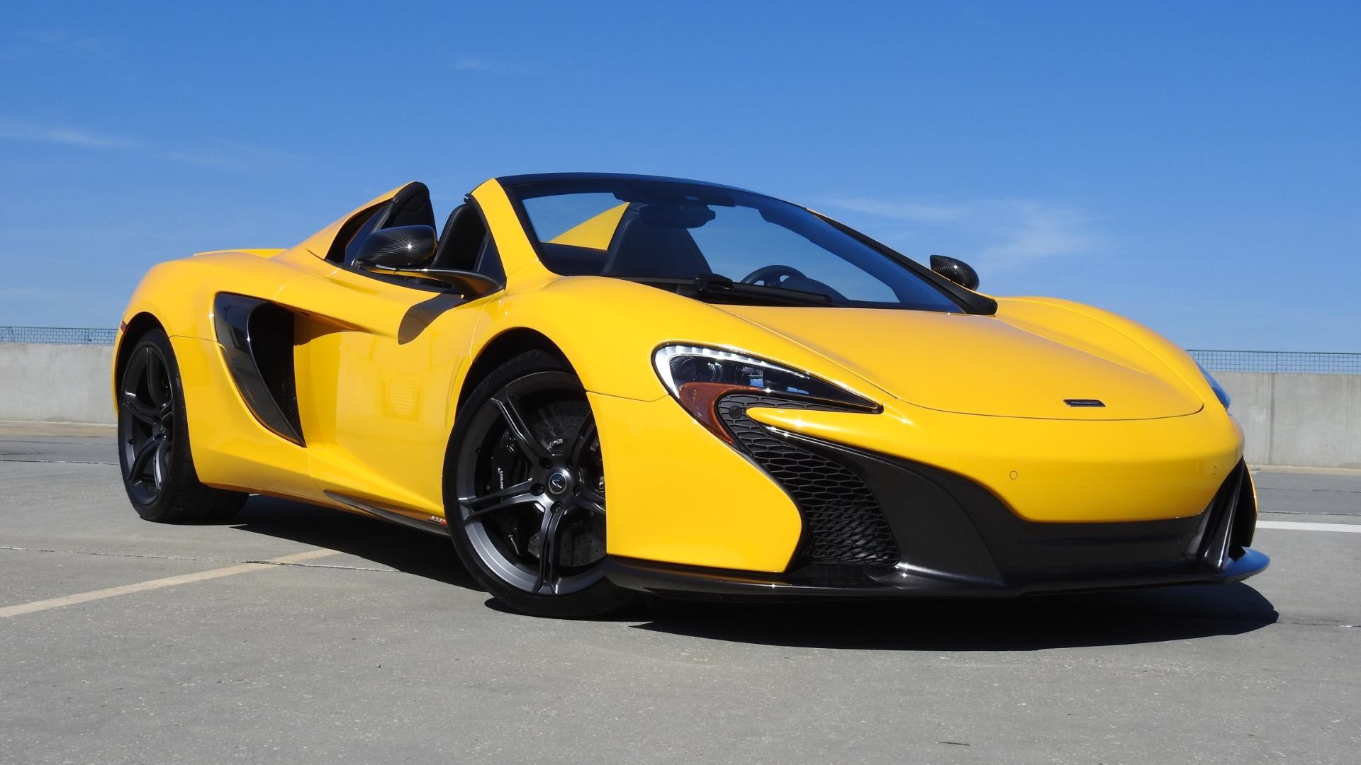 Used 2015 McLaren 650S  | Jackson, MS