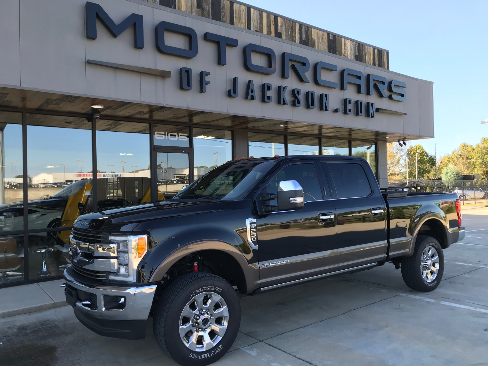 Used 2017 Ford Super Duty F-250 SRW King Ranch | Jackson, MS