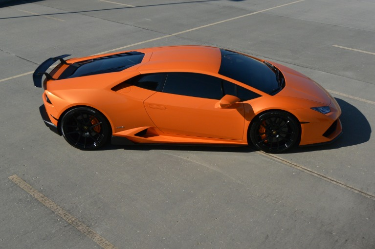 Used-2015-Lamborghini-Huracan-w/-Vorsteiner-for-sale-Jackson-MS
