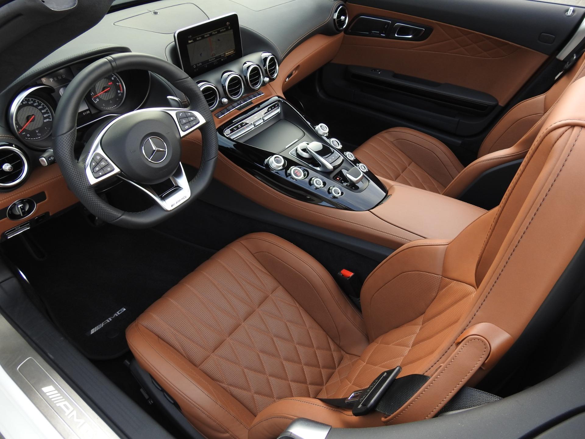 2018 Mercedes-Benz AMG GT Roadster Stock # JA019518 for ...
