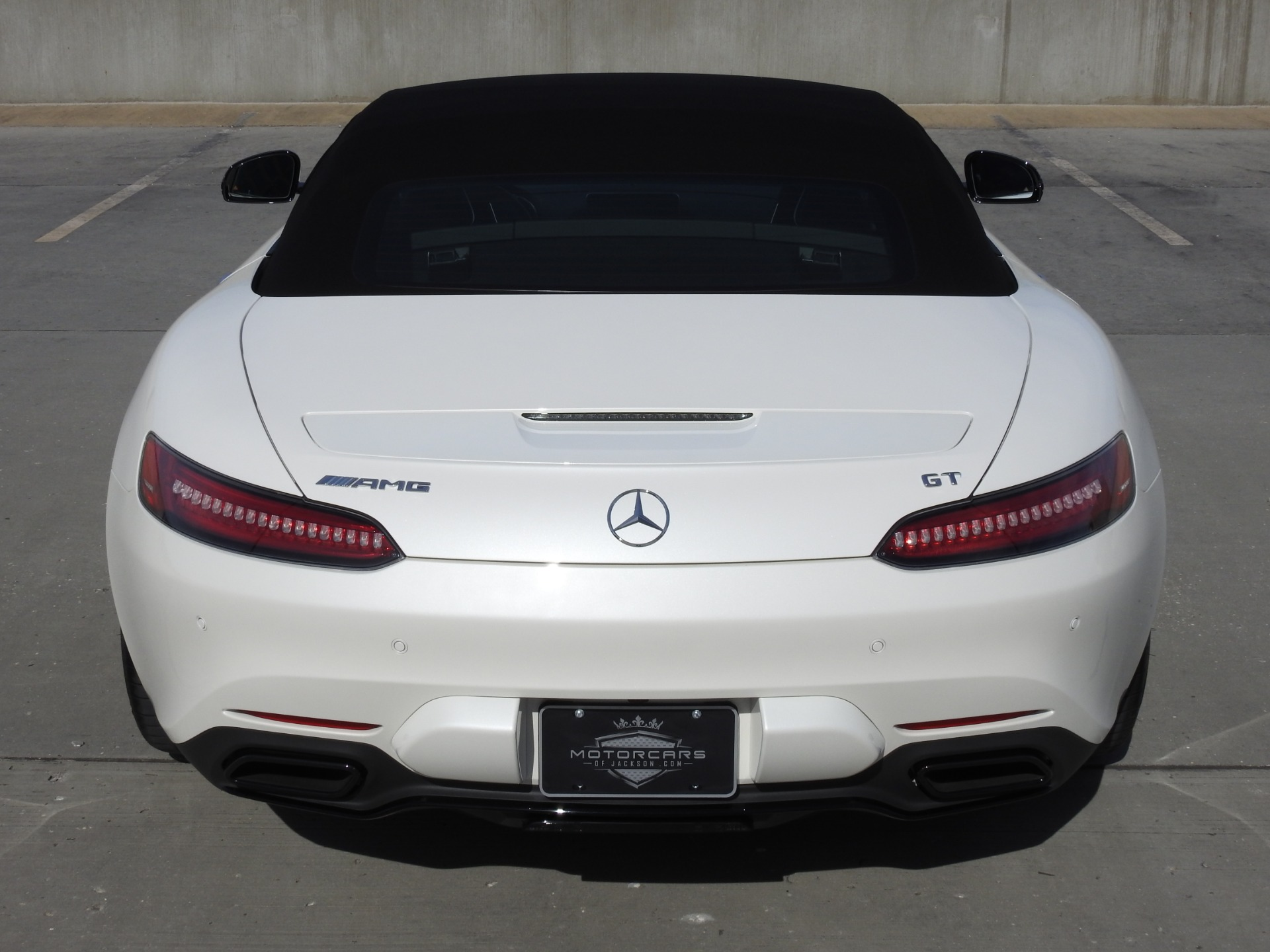 Used-2018-Mercedes-Benz-AMG-GT-Roadster-Jackson-MS