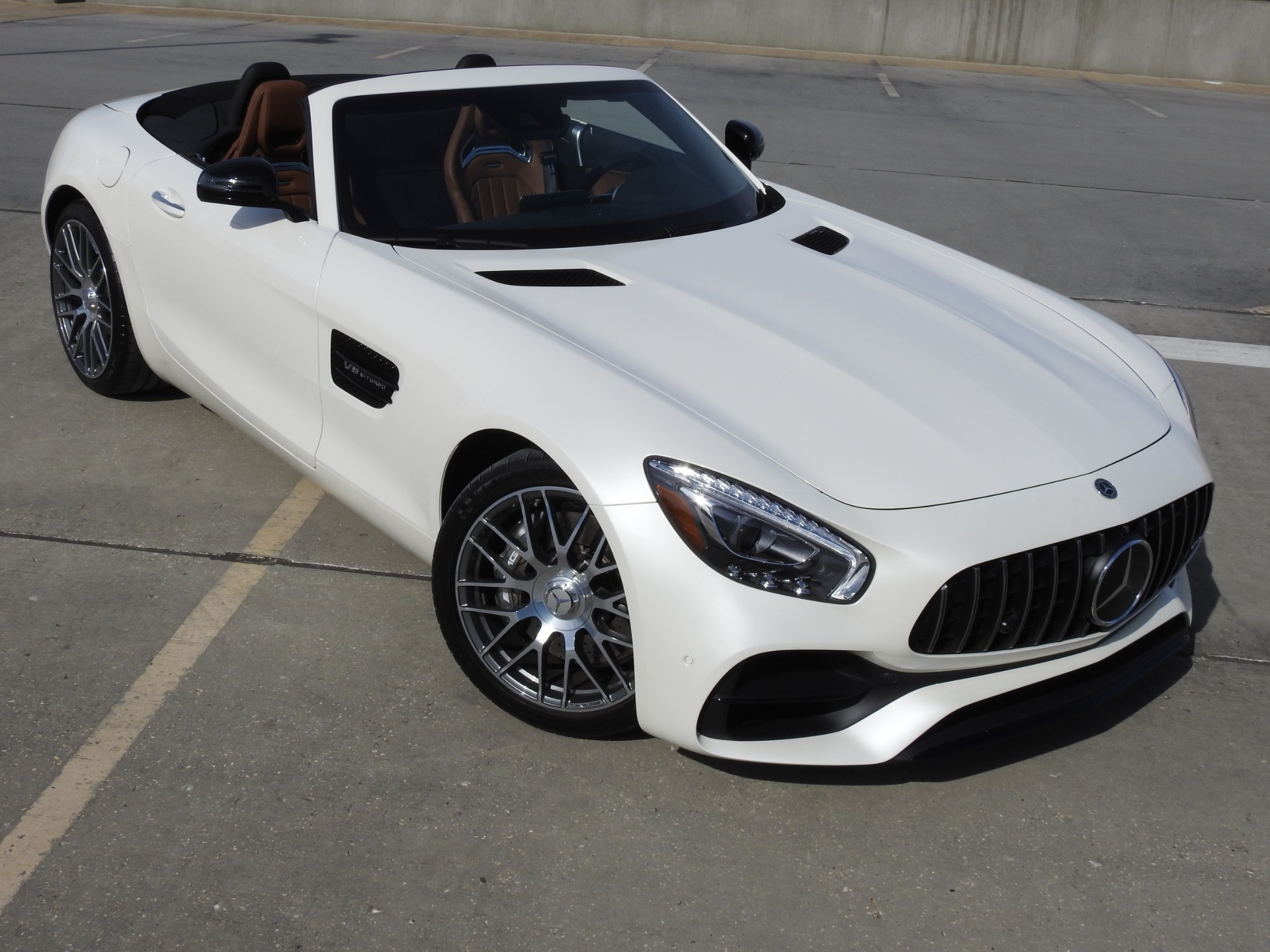 Used 2018 Mercedes-Benz AMG GT Roadster | Jackson, MS