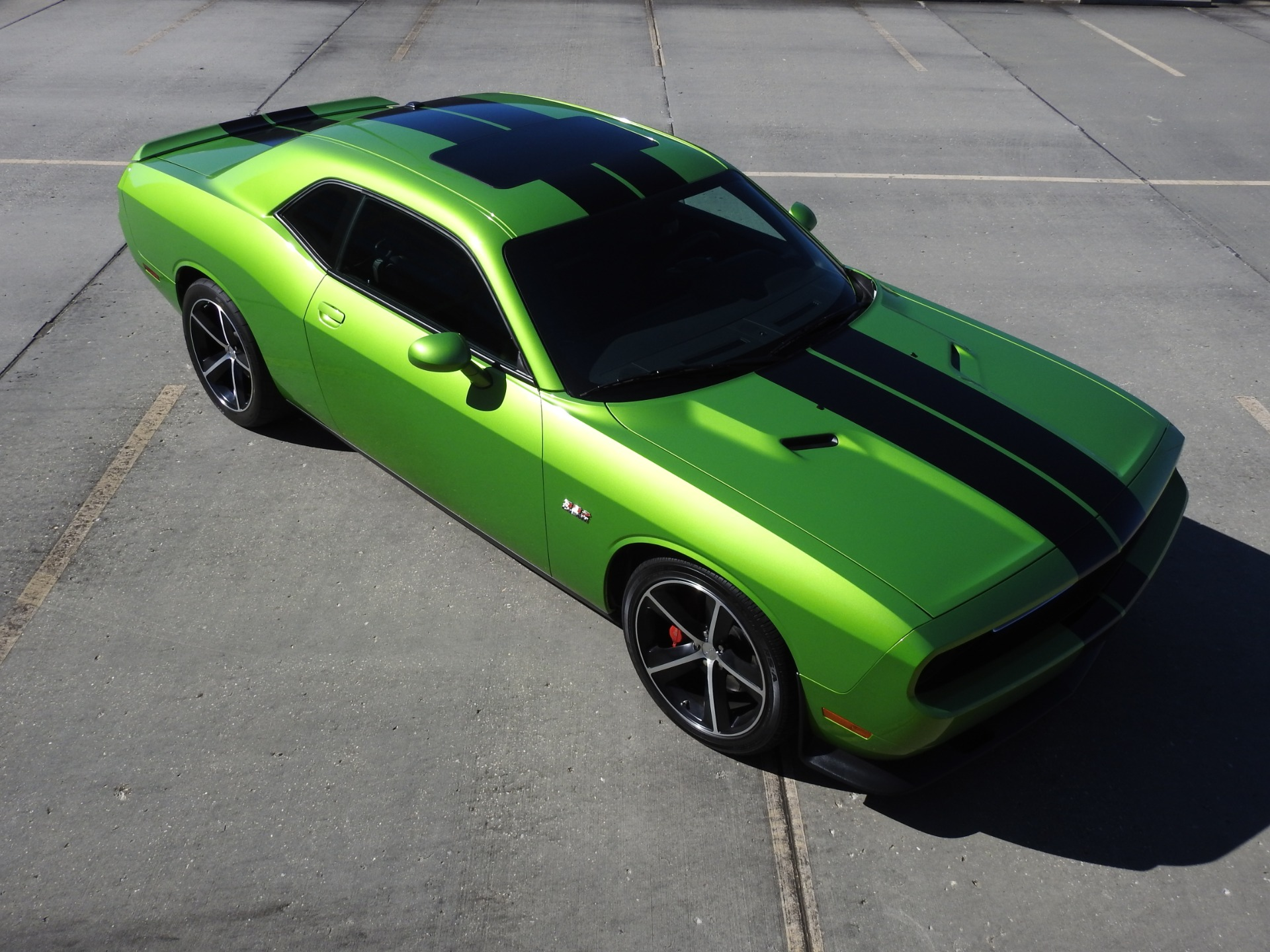 2011 Dodge Challenger Srt8 Stock H601408 For Sale Near Jackson Ms Ms Dodge Dealer