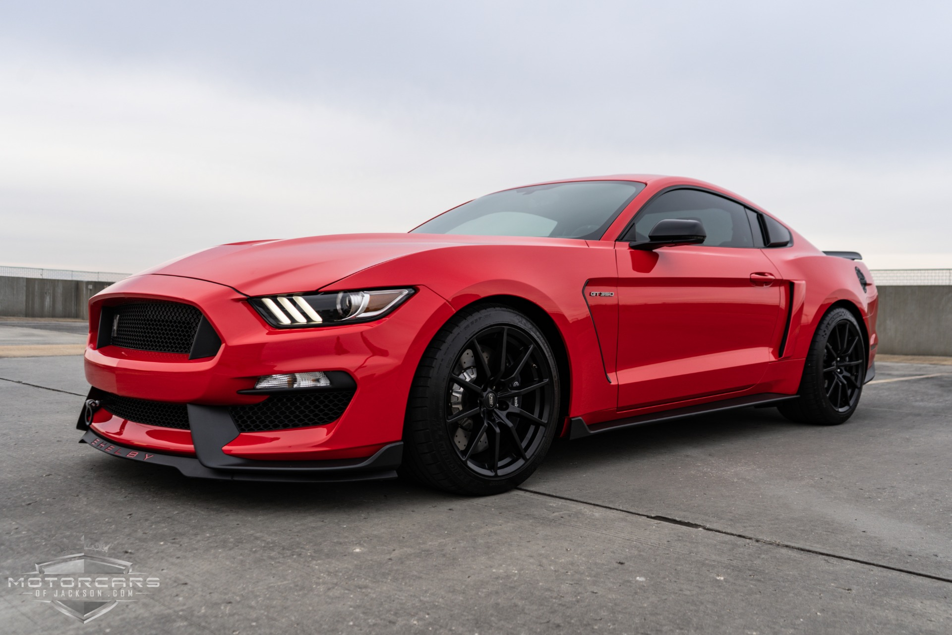 Used 2016 Ford Mustang Shelby Gt350 Jackson Ms
