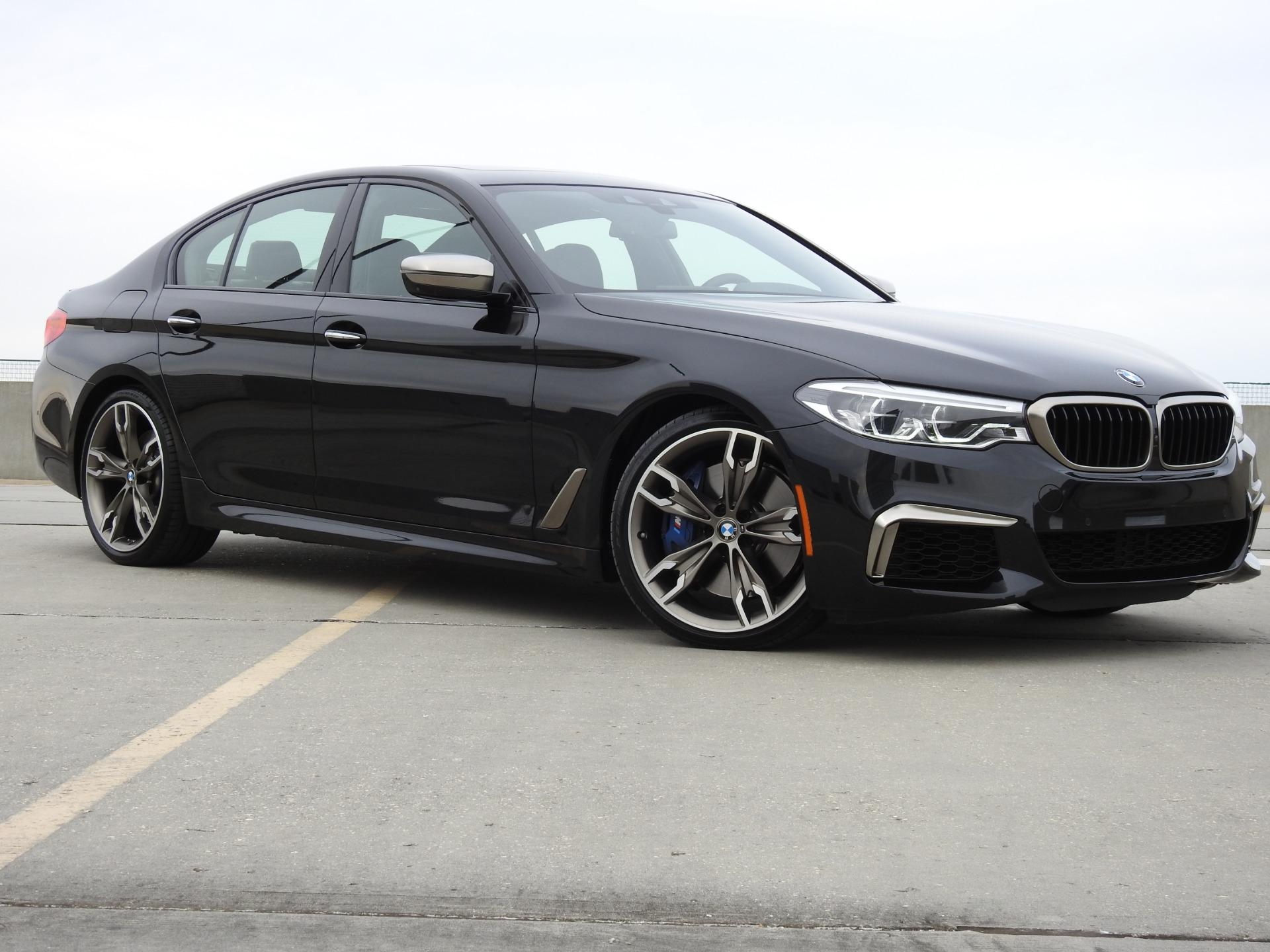 Used 2018 BMW 5 Series M550i xDrive | Jackson, MS