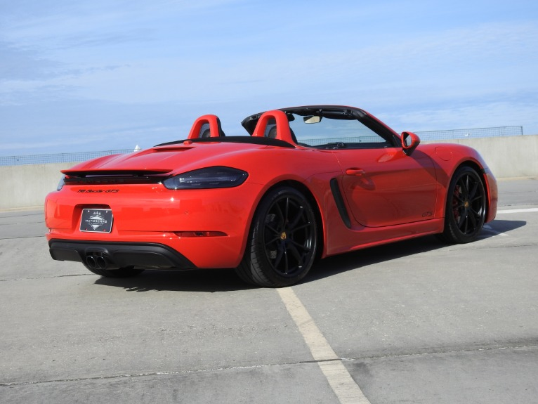 Used-2018-Porsche-718-Boxster-GTS-for-sale-Jackson-MS