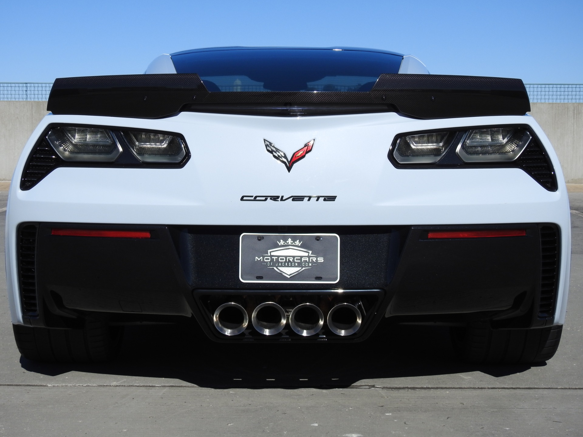 2018 Chevrolet Corvette Z06 3LZ - CARBON 65 Edition Stock ...