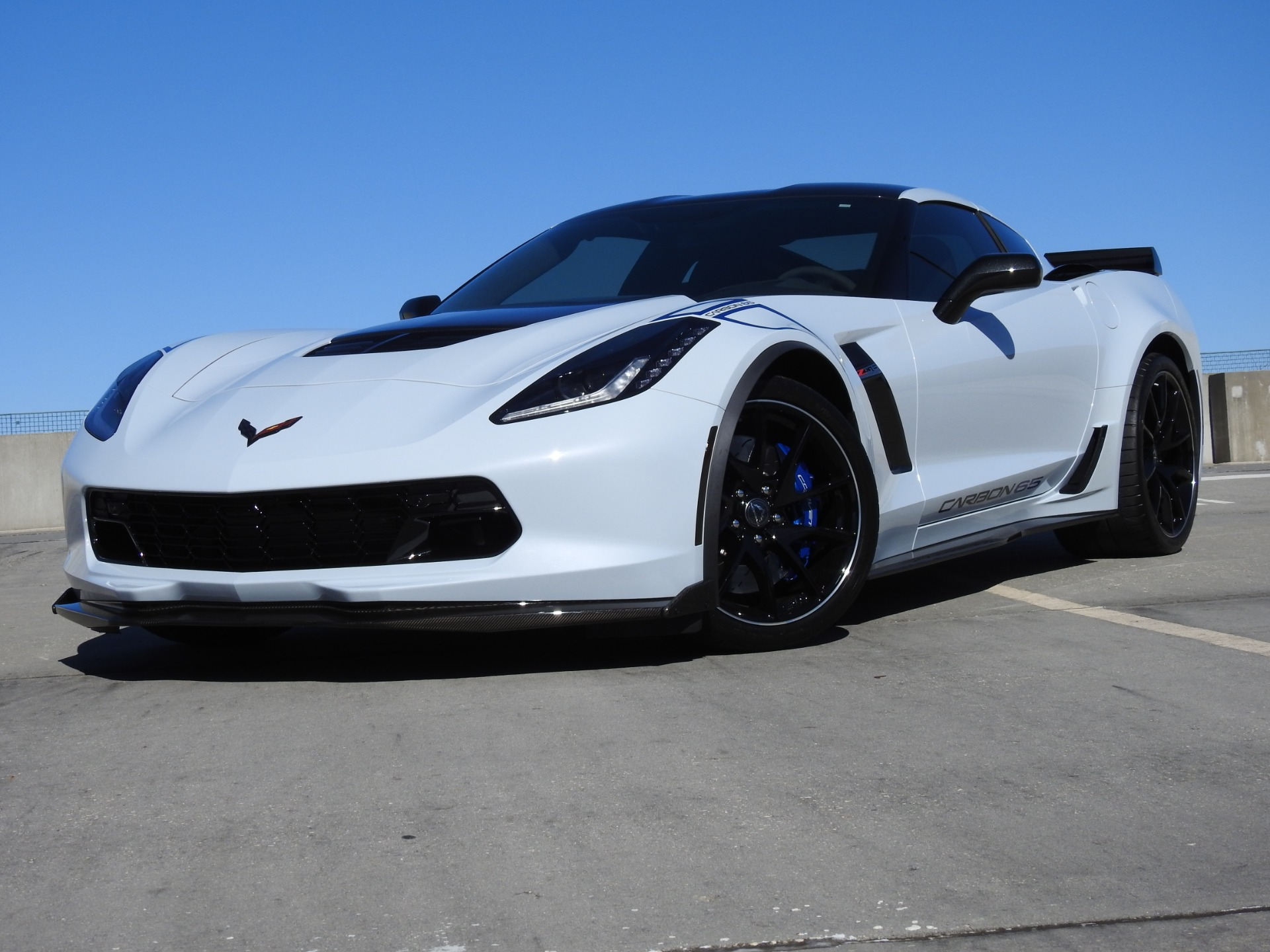 Used 2018 Chevrolet Corvette Z06 3LZ - CARBON 65 Edition | Jackson, MS