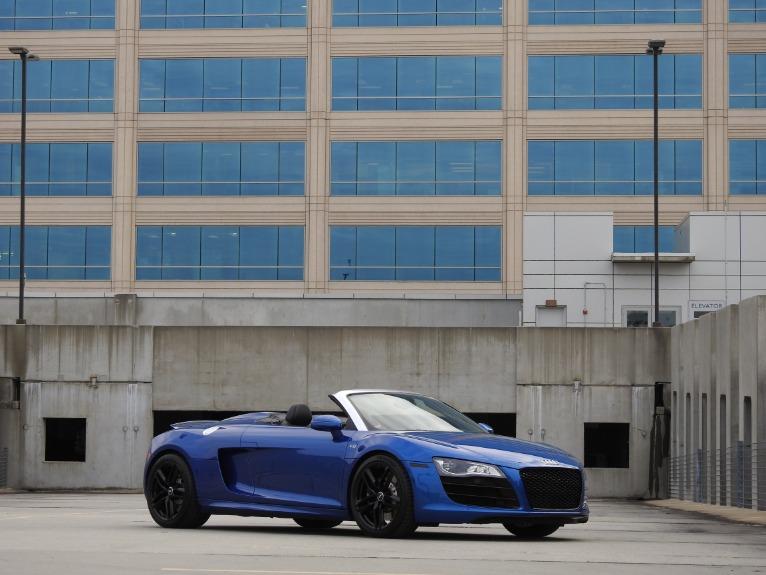 Used-2012-Audi-R8-52L-V10-Jackson-MS