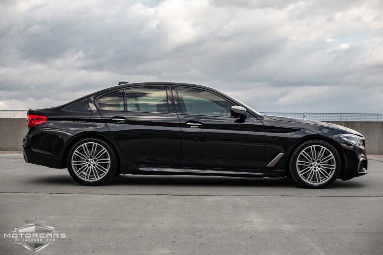 Used-2018-BMW-5-Series-M550i-xDrive-for-sale-Jackson-MS