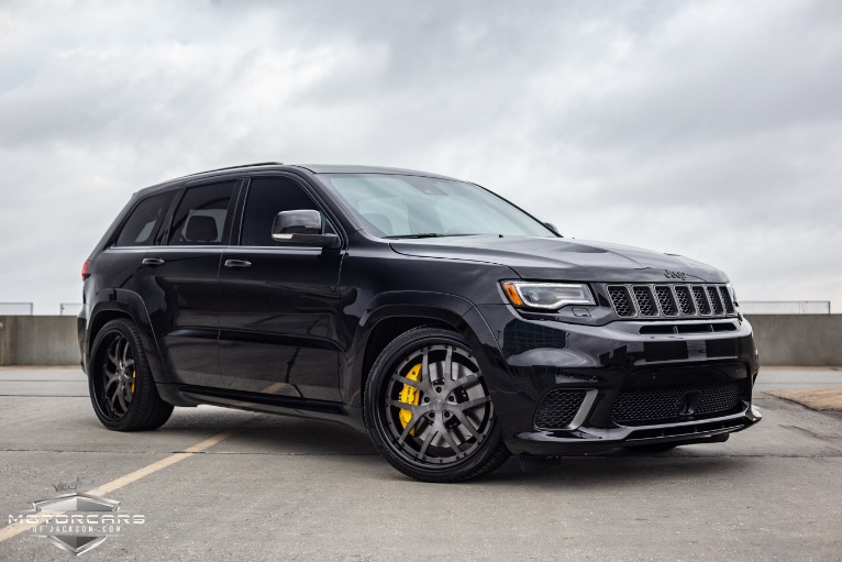 2018 Jeep Grand Cherokee Trackhawk Stock Jc223873 For Sale Near