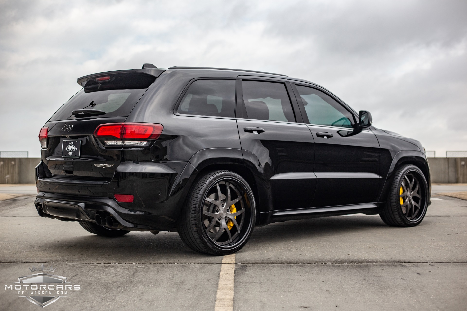 Used-2018-Jeep-Grand-Cherokee-Trackhawk-Jackson-MS