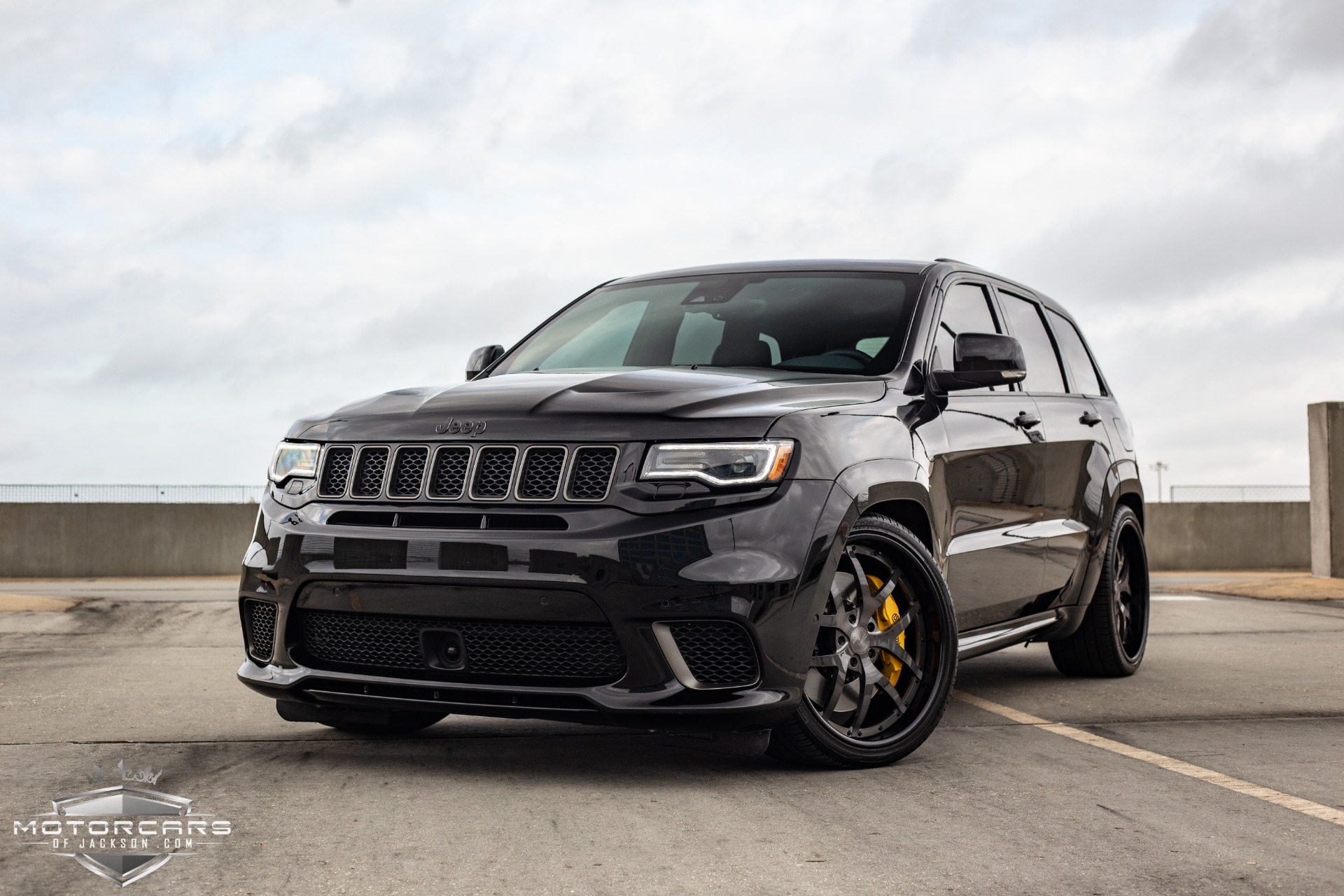 2018 Jeep Grand Cherokee Trackhawk Stock   Jc223873 For