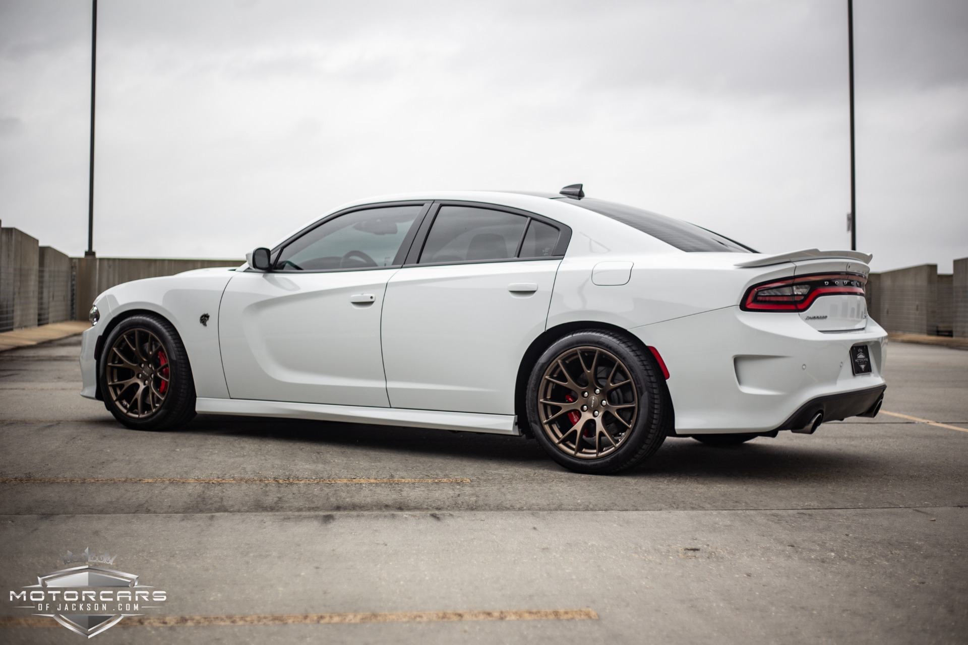Used-2015-Dodge-Charger-SRT-Hellcat-Jackson-MS