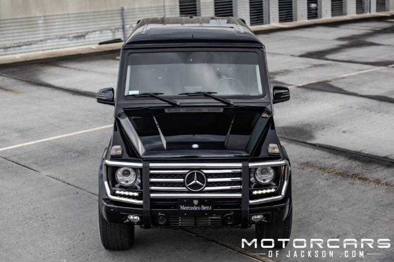 Used-2013-Mercedes-Benz-G-Class-G-550-Jackson-MS