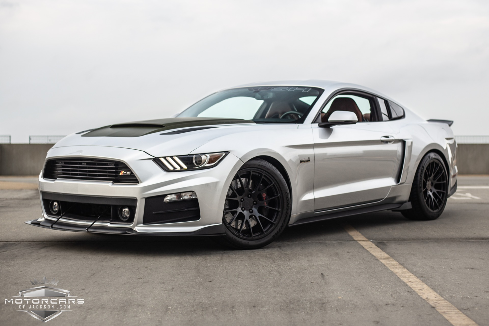 Used 2017 ford mustang gt premium roush p 51 special edition jackson ms
