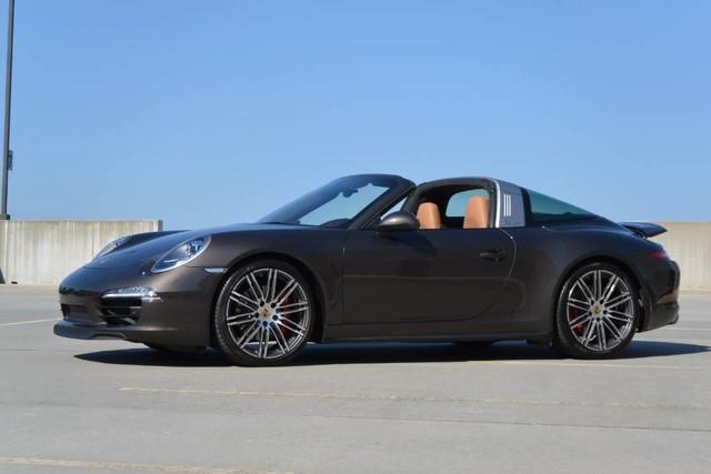Used 2015 Porsche 911 Targa 4S | Jackson, MS
